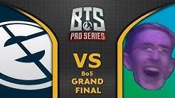 EG vs Quincy Crew - GRAND FINAL + RTZ TRICKS! - BTS Pro Series 2020 Highlights Dota 2