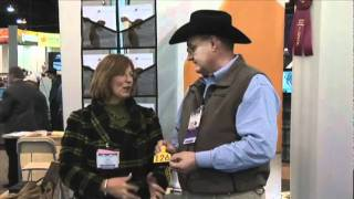 Carol talks Z Tags at NCBA 2011
