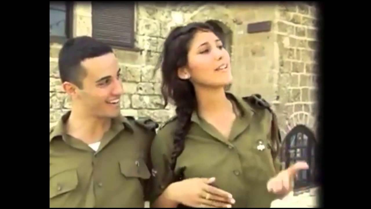 Military nude israeli army women