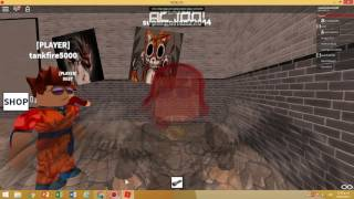 Roblox: the horror elevator! / with charmandar
