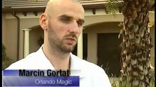 Mój amerykański sen - Marcin Gortat