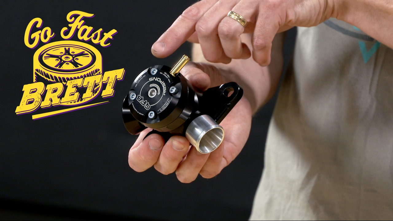 Is it safe to vent your Blow Off Valve to atmosphere? [GO FAST BRETT]