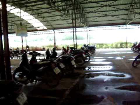 Motorcycle Parking - Big C Supermarket - Hanoi