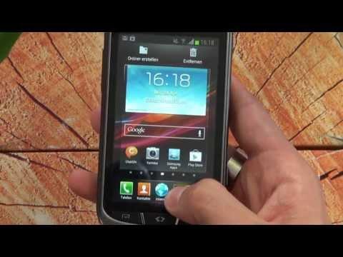 Samsung Galaxy Xcover 2 - Bedienung - Teil 2