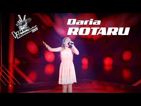Daria Rotaru - Alyosha - Sweet People | Auditiile Pe Nevazute | VRJ 2017