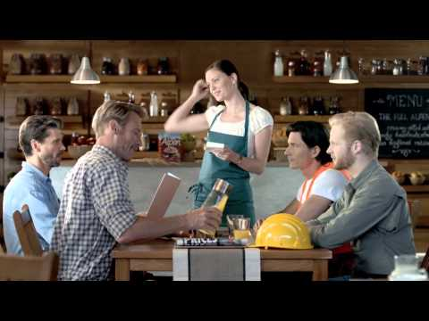 New Alpen Muesli TV Advert - music by Jonathan Goldstein