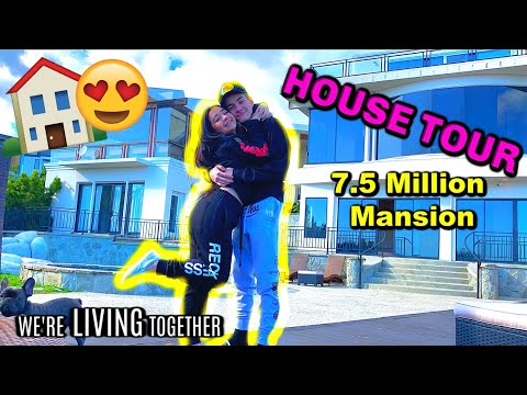 WE'RE MOVING IN TOGETHER *MANSION TOUR*