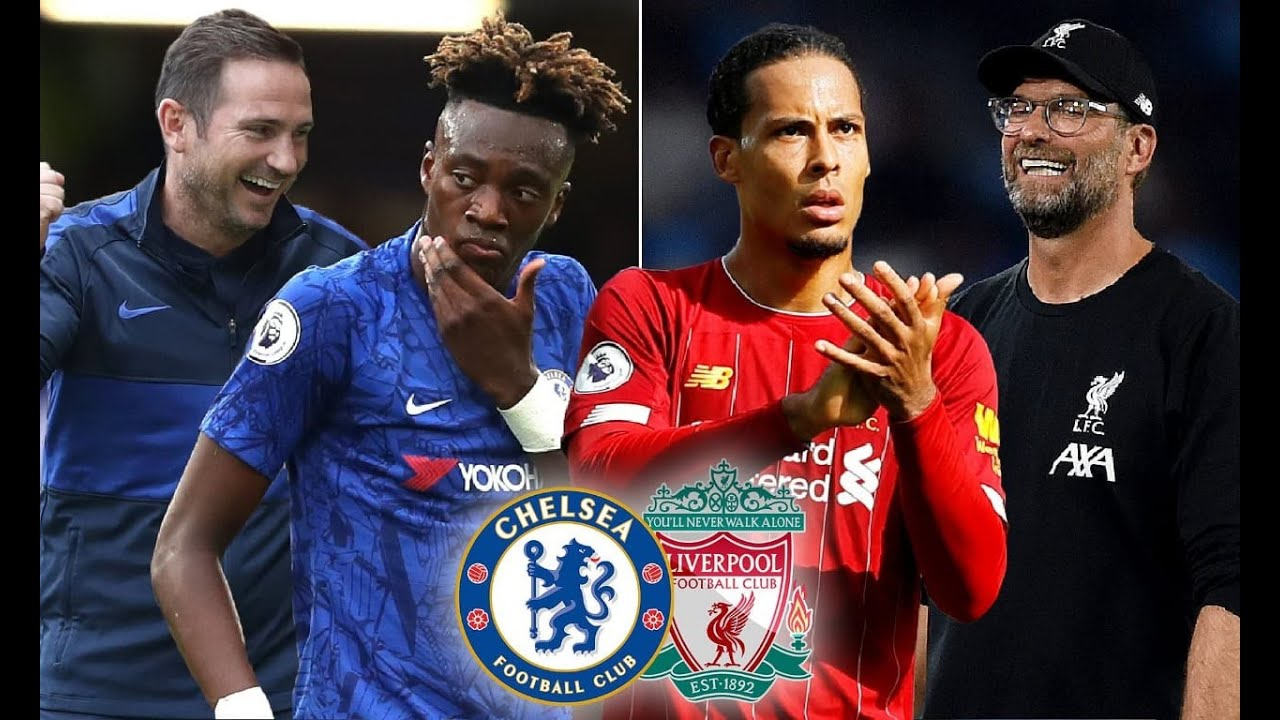 CHELSEA VS LIVERPOOL 2020   ALL GOALS AND EXTENDED ...