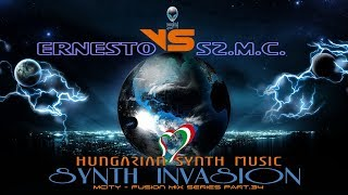 ERNESTO VS SZMC - SYNTH INVASION - HUNGARIAN SYNTH MIX