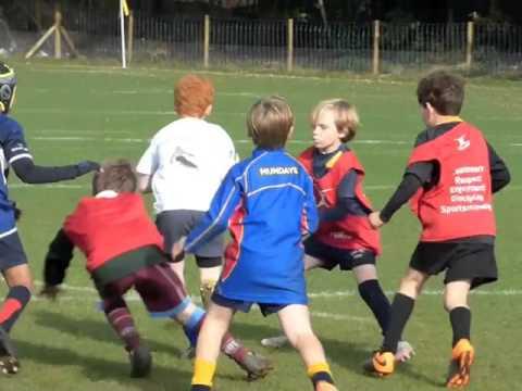 Cobham Rugby Academy 2015