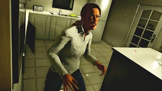 Code Rebecca House of Evil - Full Gameplay (Short Survival Horror Game 2018)