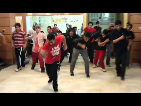 Breaking and HipHop in Iran 2012, documentary by Bboy Spaghetti.m4v