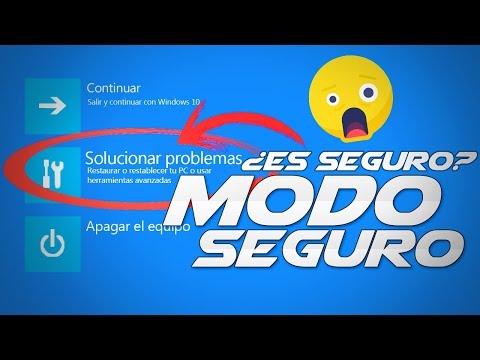 Windows 10 NO ARRANCA / Solución 2019 / MODO SEGURO