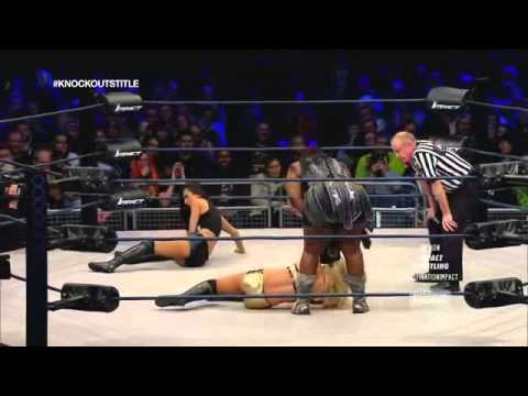 Awesome Kong vs Gail Kim vs Taryn Terrell
