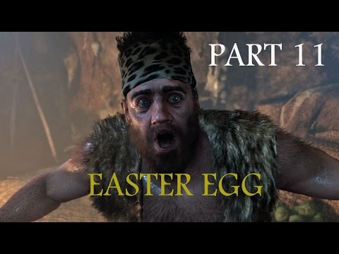 Far Cry Primal - Easter Egg Urki - Fly Like A Bird - Walkthrough Part 11