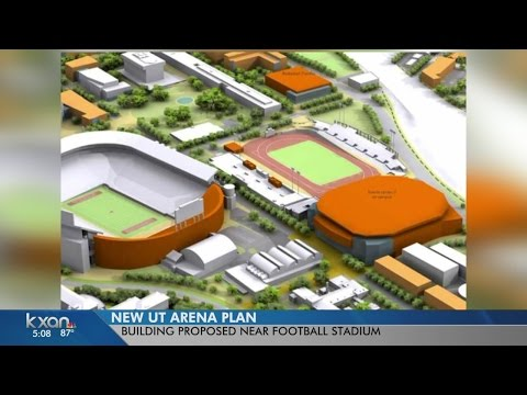 Preferred location for Frank Erwin Center replacement selected