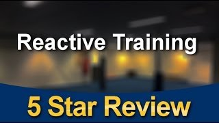Reactive Training Glasgow Incredible Five Star Review By Katie N.