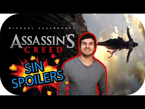 Assassin's Creed | Crítica / Review SIN SPOILERS - CineVlogs