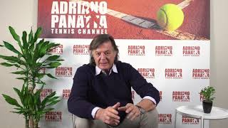 Welcome - adriano panatta tennis channel