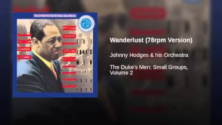 Wanderlust (78rpm Version)