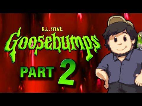 Goosebumps: PART 2 - JonTron