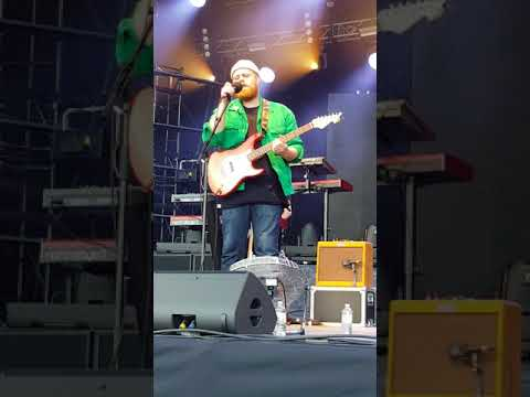 Tom Walker live at Westonbirt 14.06.18