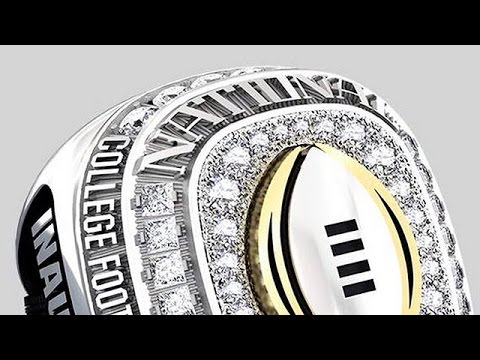 football large ring fantasy products championship rings