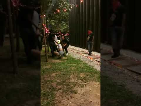 Chinese Lady Dragged and Robbed by Two Fake Policemen in Ampang