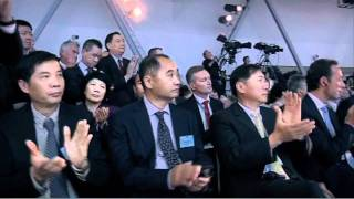 China Southern Airlines A380: delivery ceremony highlights