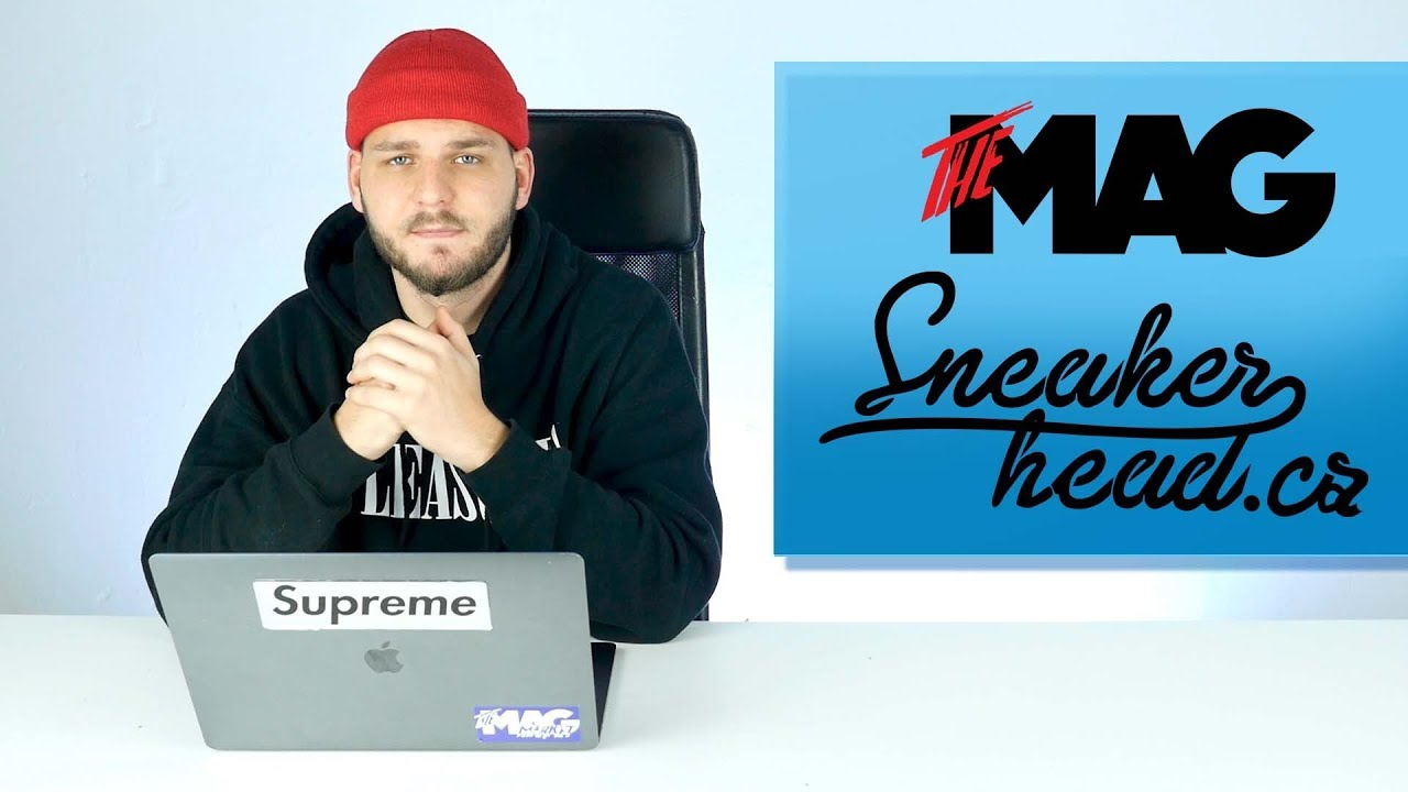 cb21703a7735d THE MAG Tips by Sneakerhead.cz - YouTube