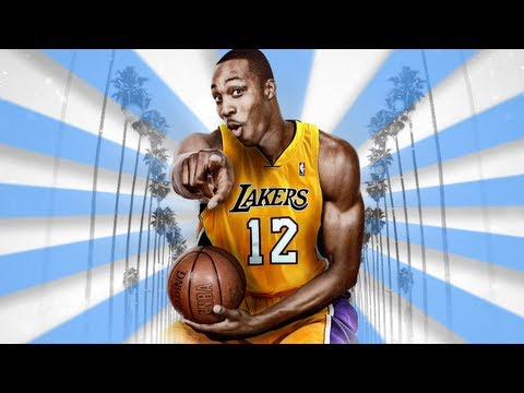 DWIGHT HOWARD TRADED to LAKERS!!