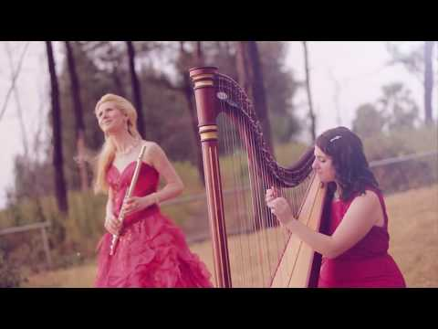 Tum Hi Ho by Sound Spirit's International Harpist and Flautist duo now in India