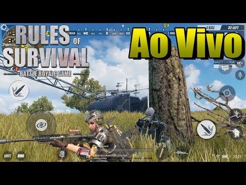 Rules of Survival - SquadAGF chegando com tudo na Madruga