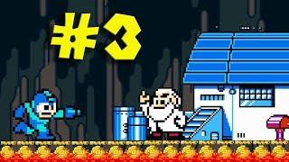 Jugando Mega Man CX con Pepe el Mago (#3): Atacando el Laboratorio de Light!