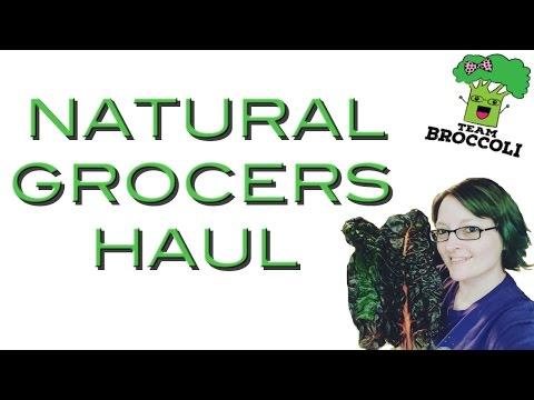 Natural Grocers Haul