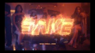 WE$T DUBAI x DUKI ⟷ SAKE 酒 (公式ビデオ) Shot by Anestesia