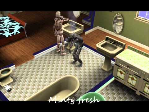 A Sims 3 Robot Story - YT