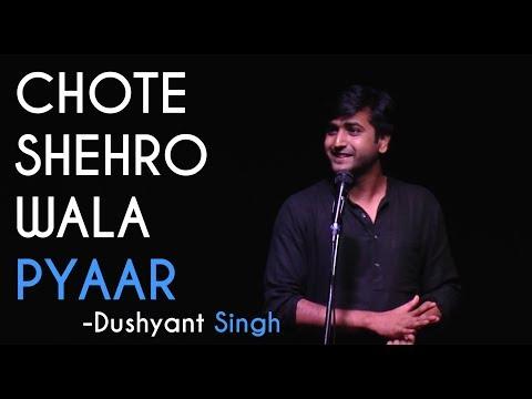 Chote Shehro Wala Pyaar - Dushyant Singh | Kahaaniya - A Storytelling Show By Tape A Tale