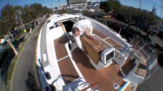 2012 Jeanneau 44 Deck Salon Walk-Through