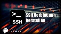Mit Root-/vServer verbinden via SSH [Android | DEUTSCH]