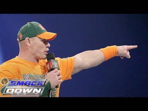 John Cena kicks off the first SmackDown on USA Network: SmackDown, January 7, 2016