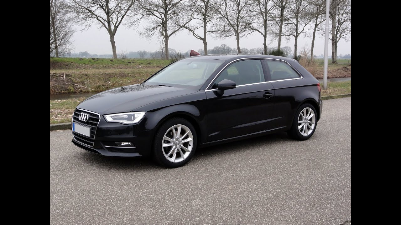 2013 audi a3 2 0 tdi walkaround youtube. Black Bedroom Furniture Sets. Home Design Ideas