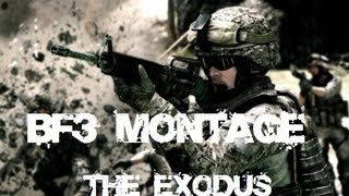 BF3 Montage No.6 | The Exodus | by Freak80Gb