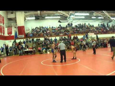 Lasko vs Workman Travesty in OHSAA Wrestling 2/22/2014