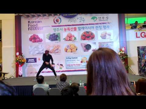 FINAL #KPOPCRAZEECOVER @ SUNGEI WANG PLAZA 31072016 [FULL HD][PART2]