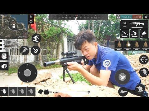 ( Phim Ngắn) FreeFire: Trận Chiến Sinh Tồn - Phiên Bản Con Nít - NCT Vlogs.