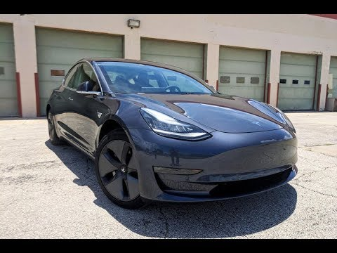 2018 Tesla Model 3 Test Drive Review Is It Truly The Electric Car