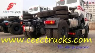 Best Beiben 1830 tractor trucks special for export to Africa