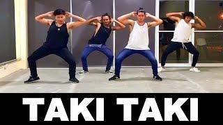 TAKI TAKI DANCE CHALLENGE | ZERO GRAVITY