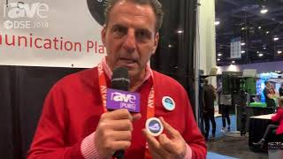 DSE 2019: BEAM Authentic Shows Off Its Wearable Digital Signage